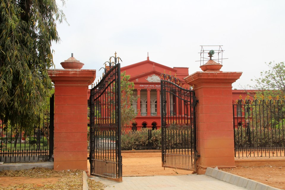 Karnataka High Court Bengaluru 3