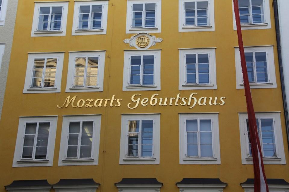Mozart Birth House