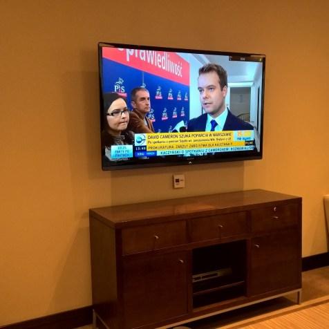 InterContinental Warsaw Executive Room