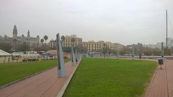 Harbor Barcelona