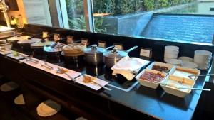 JW Marriott Delhi Aerocity Breakfast