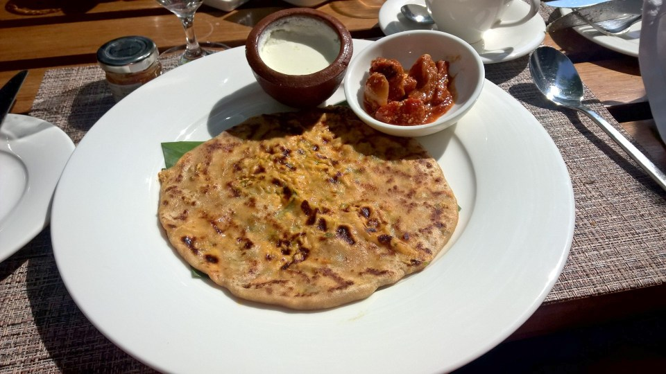 The Oberoi Bengaluru Breakfast