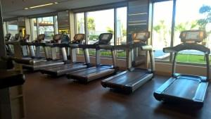 JW Marriott Delhi Aerocity Gym