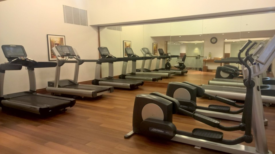 The Oberoi Bengaluru Gym