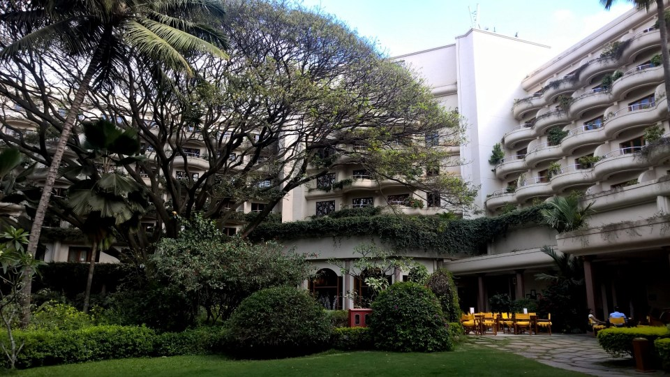 The Oberoi Bengaluru Garden
