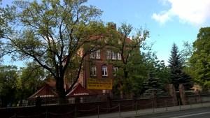 Running in Poznan