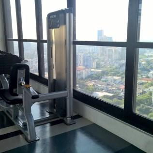 Hilton Sukhumvit Bangkok Gym