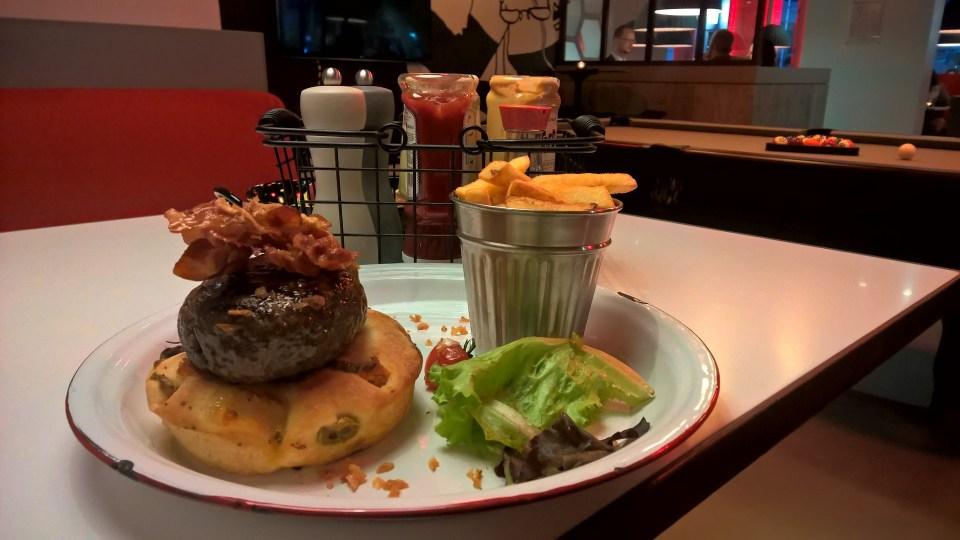 Radisson RED Brussels Dinner