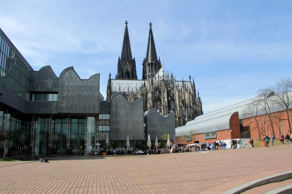 Philharmonic in Cologne