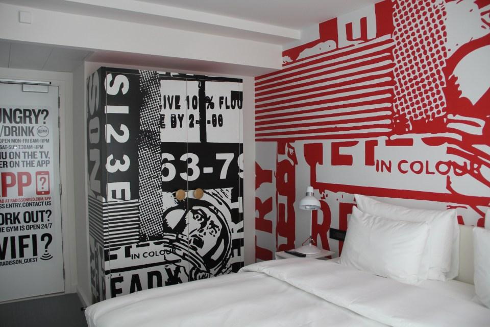 Radisson RED Brussels Studio