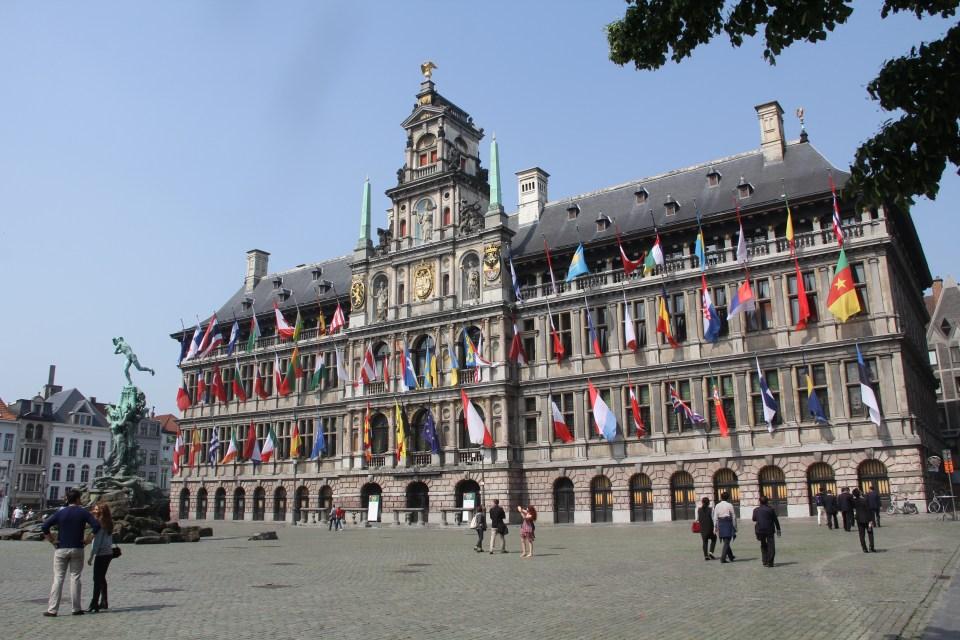 Stadhuis Antwerp