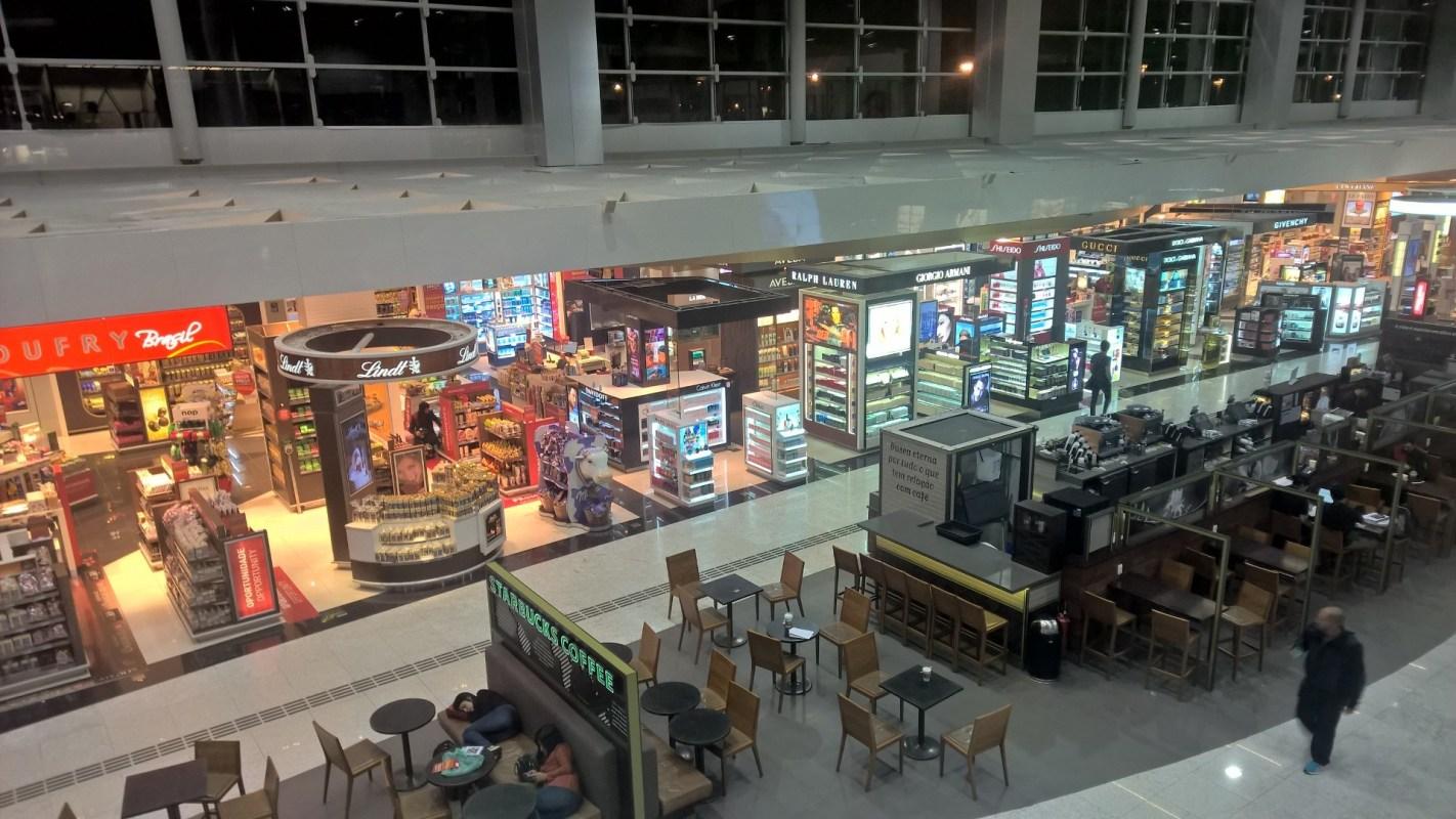 Sao Paulo Guarulhos Airport