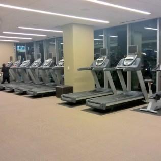 Omni Hotel Dallas Gym