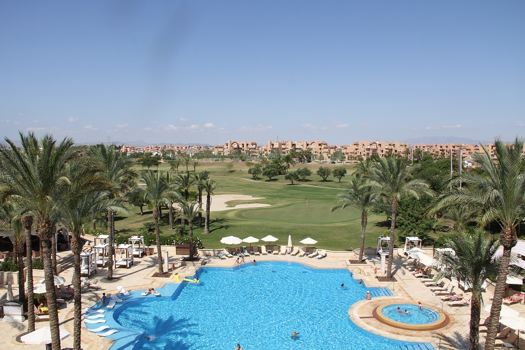 InterContinental Mar Menor Pool