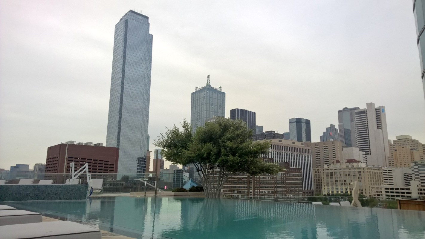 Omni Hotel Dallas Pool