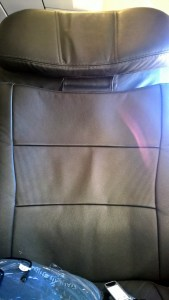 American Airlines regional First Class Seat