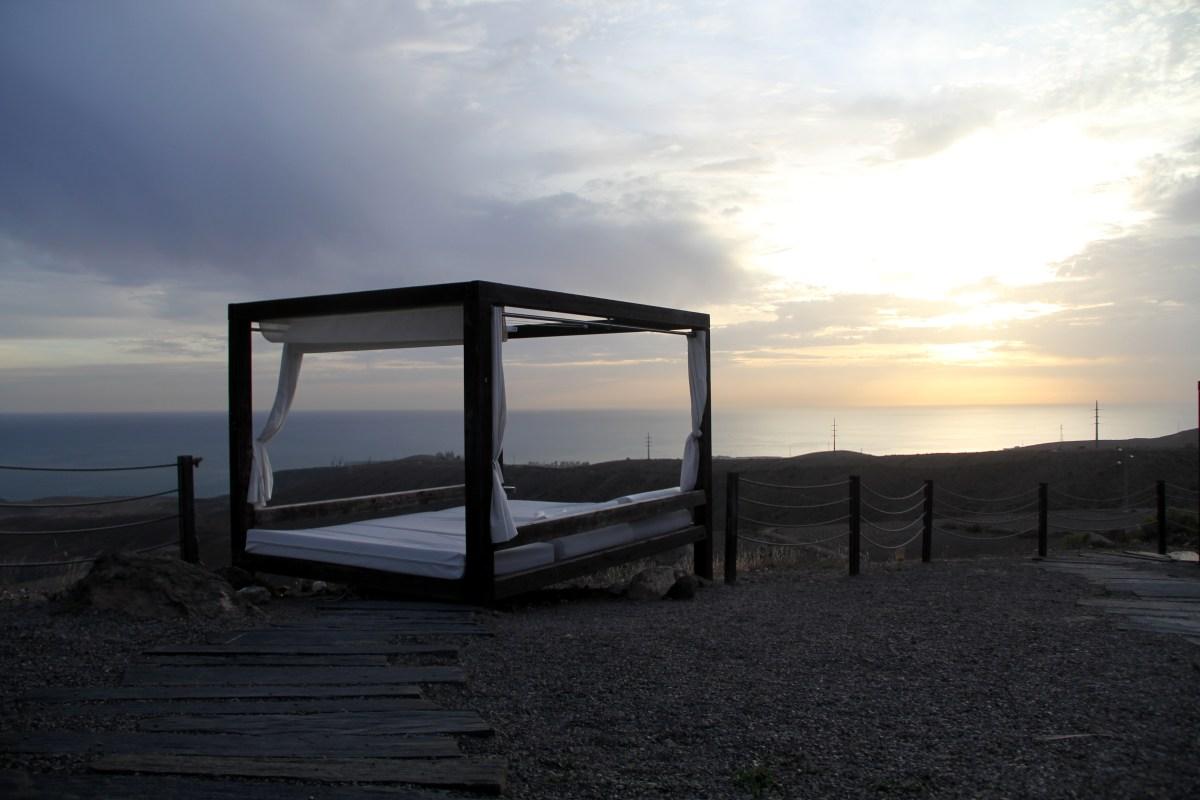 Sheraton Gran Canaria Canopy Bed