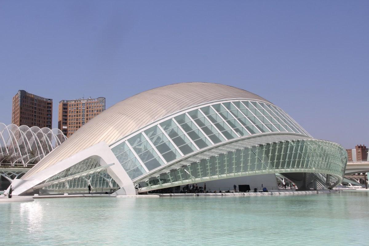 Valencia Ciudad de las Artes y las Sciencias