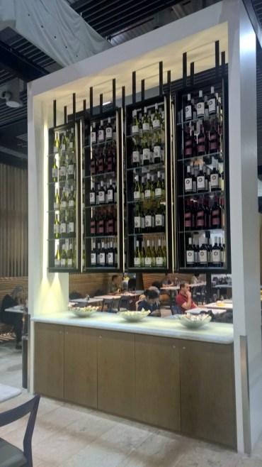LATAM Lounge Sao Paulo Wine