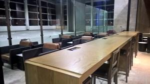 LATAM Lounge Sao Paulo Seating
