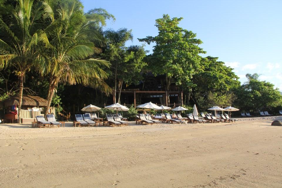 Ponta dos Ganchos Resort Beach