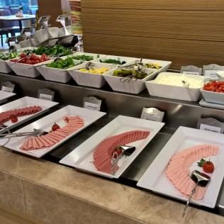 Hotel Gorrion Istanbul Breakfast