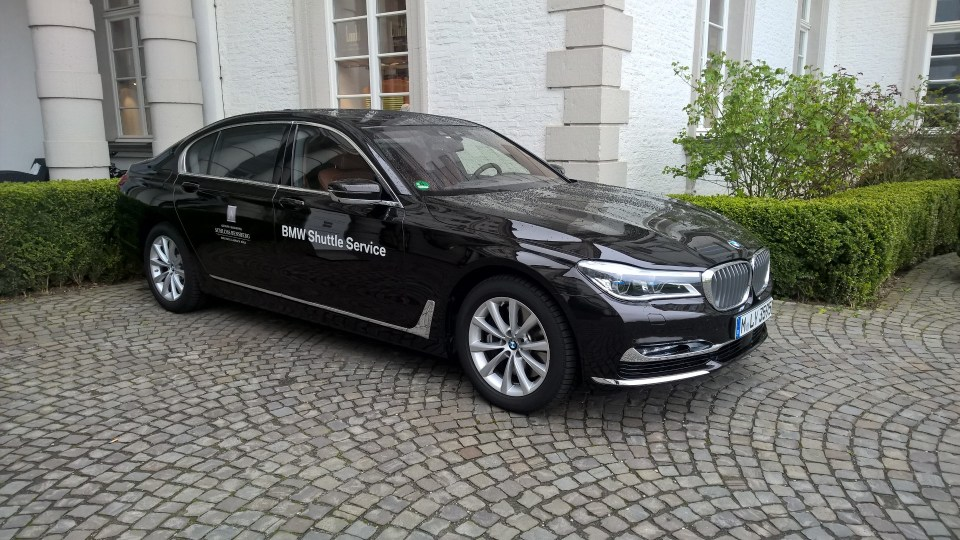 Grandhotel Schloss Bensberg Car