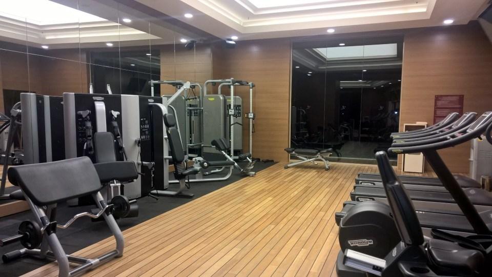Hotel Gorrion Istanbul Gym