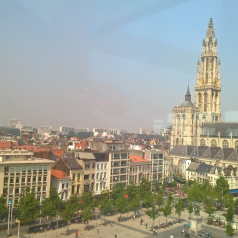 Hilton Antwerp Royal Sinjoor Suite