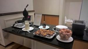 Hilton Brussels City Breakfast