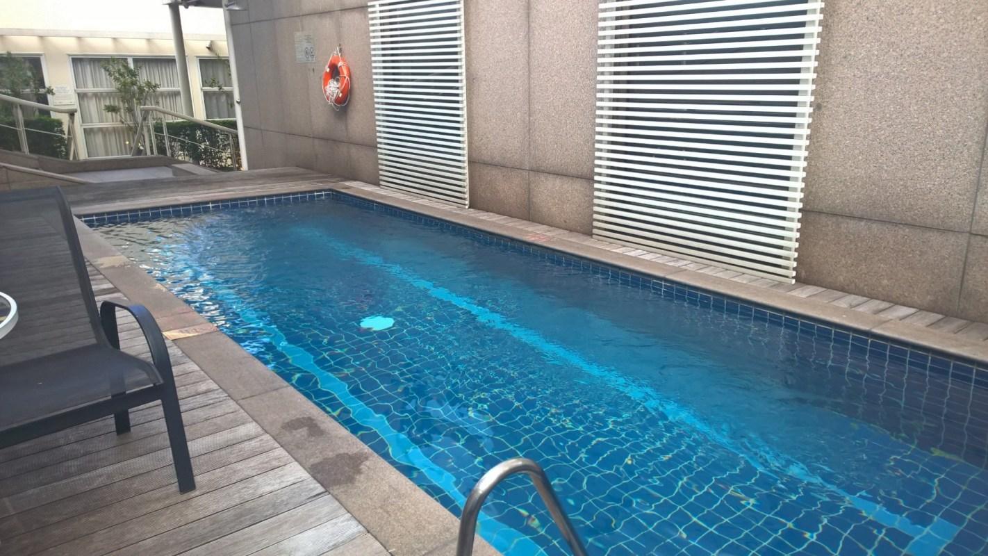 Pullman Ibirapuera Sao Paulo Pool