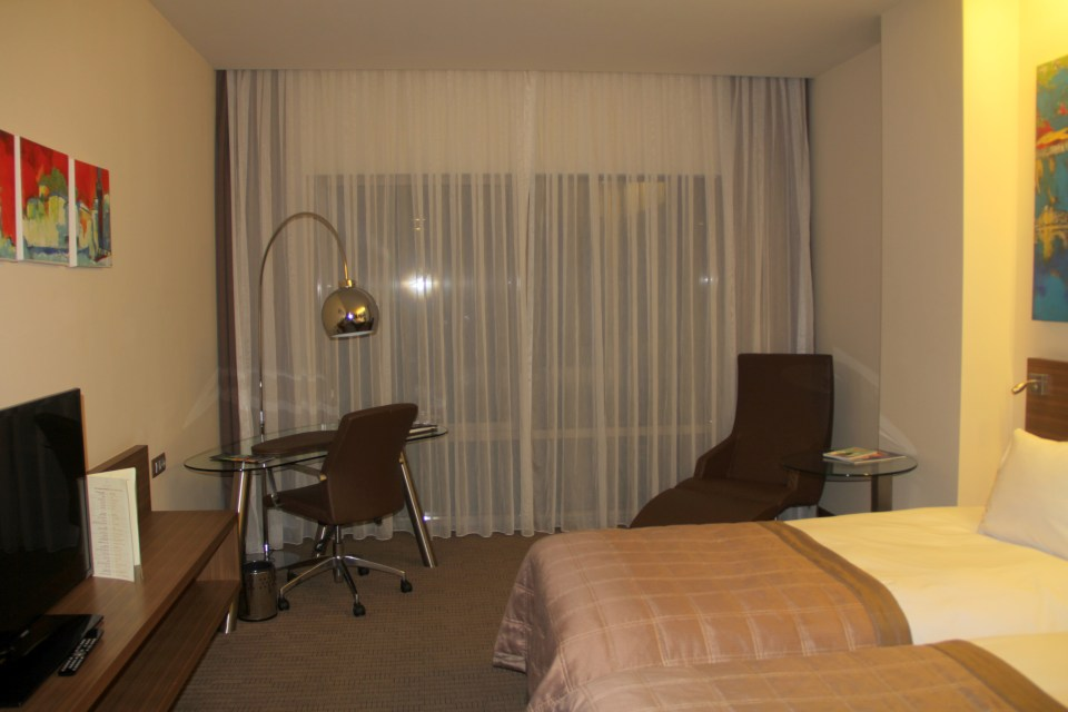 Hotel Gorrion Istanbul Comfort Room