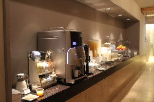 AA Admirals Club DFW Buffet