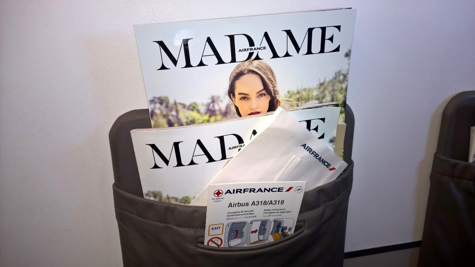 Air France regional Magazines