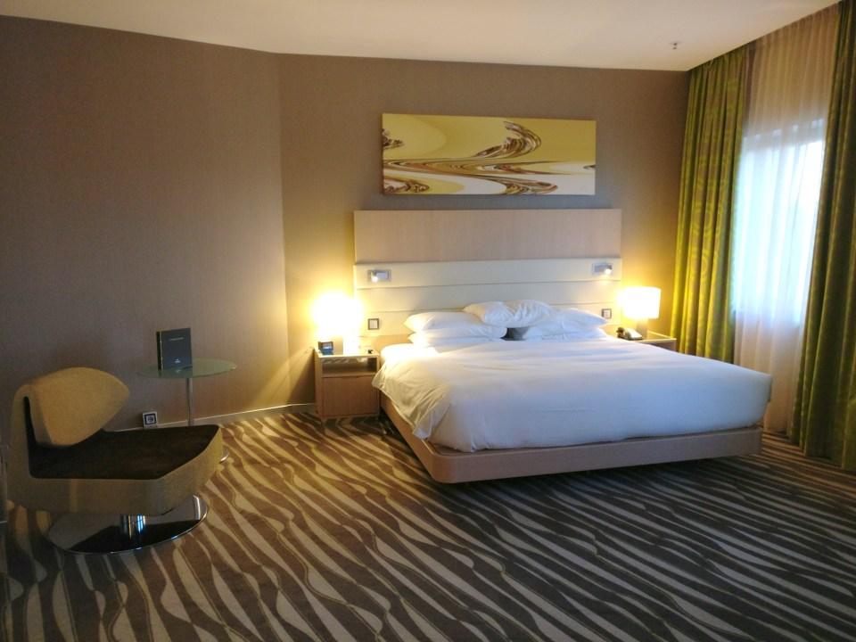 Hilton Frankfurt Airport Executive Suite