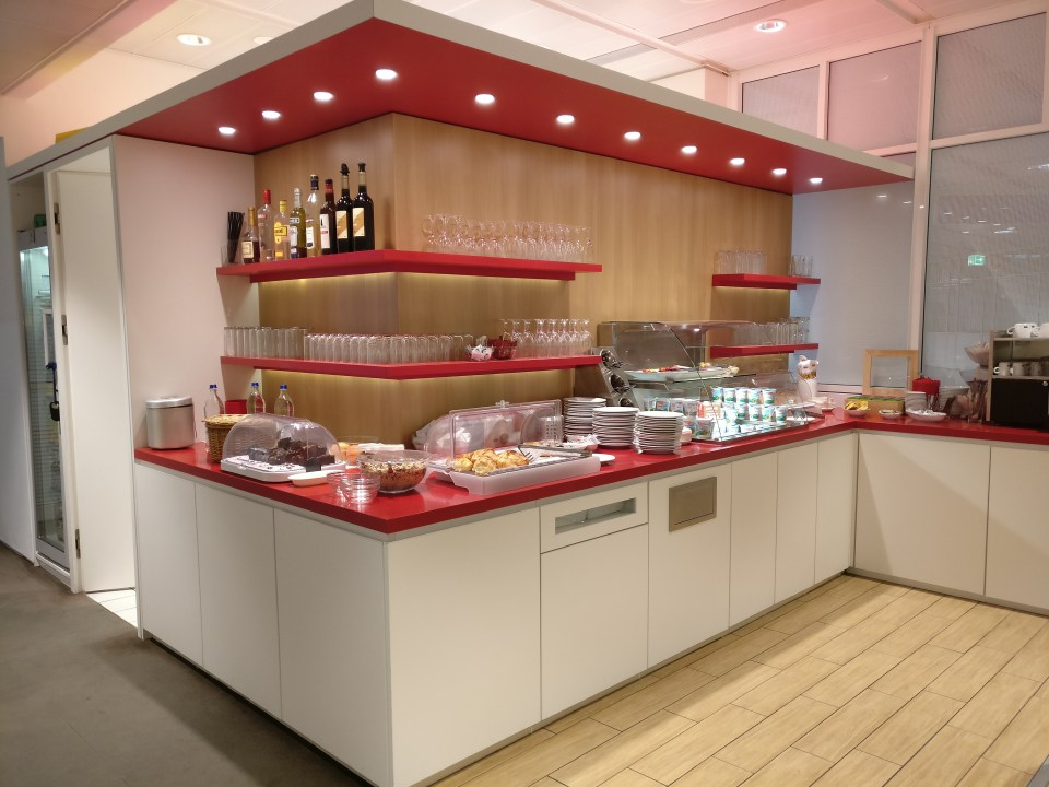 Air France Lounge Munich