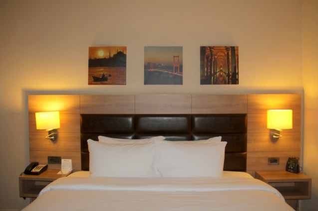 Hilton Graden Inn Istanbul Golden Horn King Evolution Room
