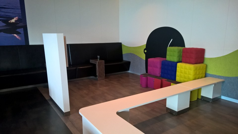 Erste Premier Lounge Prague Playing Room