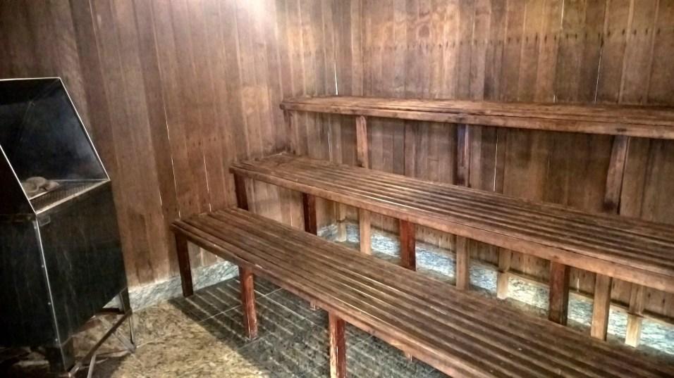 Caesar Park Hotel Rio de Janeiro Sauna