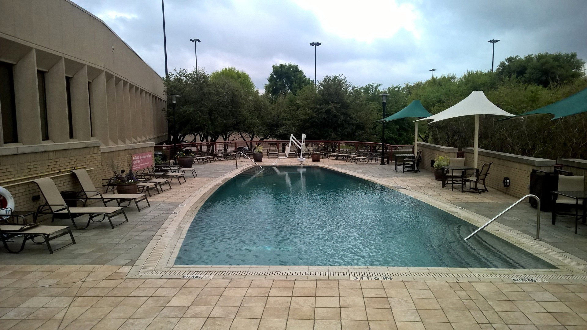 Hyatt Regency DFW Pool