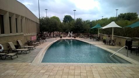 Hyatt Regency DFW Pool