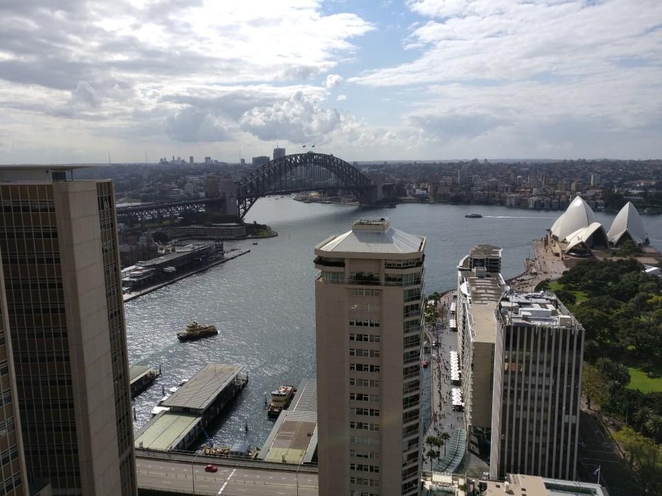 InterContinental Sydney Club View