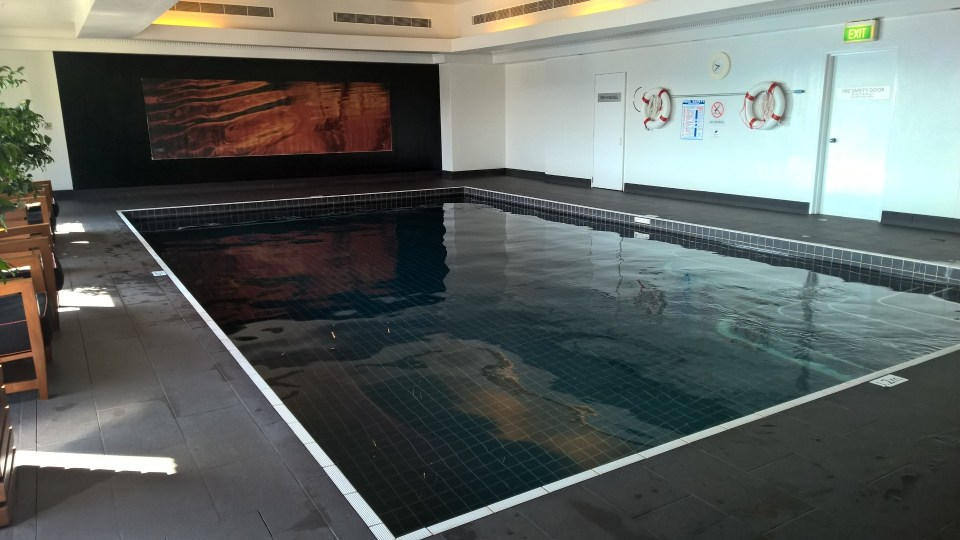 InterContinental Sydney Pool