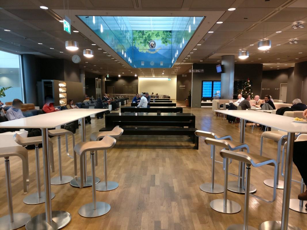 Lufthansa Business Lounge Schengen Munich