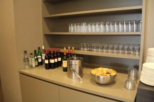 Diamond Lounge Brussels Buffet