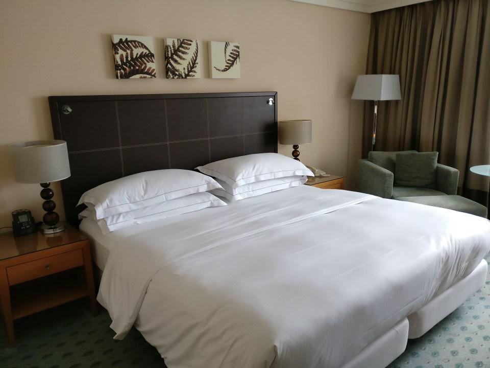 Hilton Dresden Executive Room