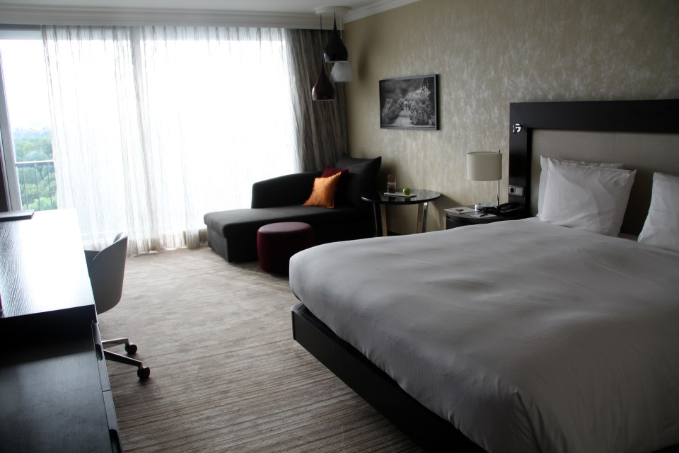 Hilton Munich Park Executive Room
