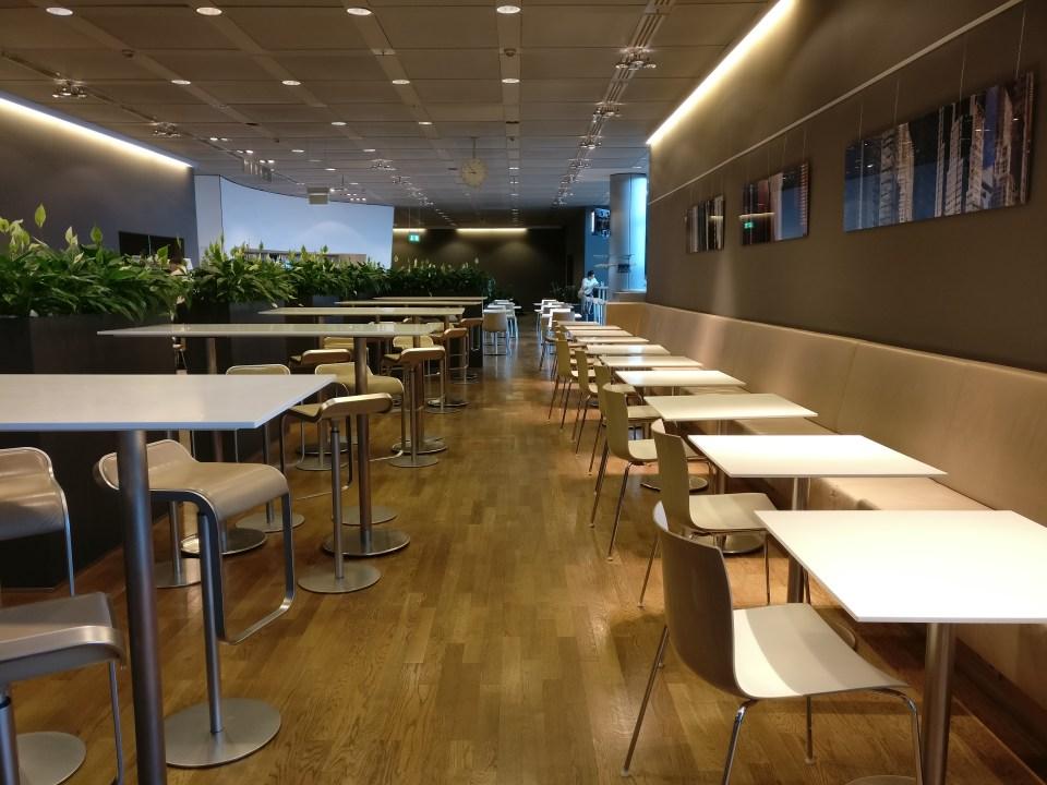 Lufthansa Business Lounge Non-Schengen Munich