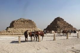 Queens Pyramids