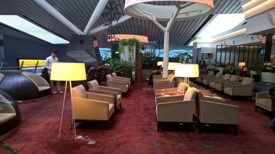 Above Ground Level Lounge Bengaluru Seating